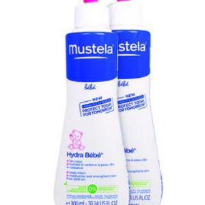 *Mustela hidratantno mlijeko za tijelo 300 ml   1+1 gratis