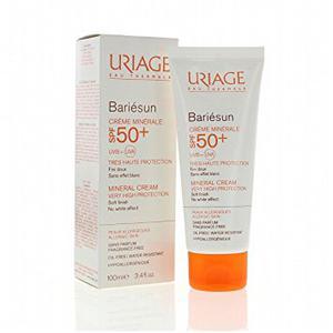 Uriage Bariesun mineralna krema SPF50   100 ml