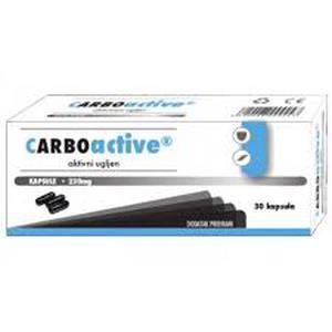 Carboactive  230 mg ,30 kapsula
