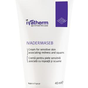 Ivatherm Ivadermaseb krema osj.koža 40 ml