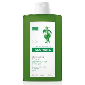 Klorane kopriva šampon 400 ml