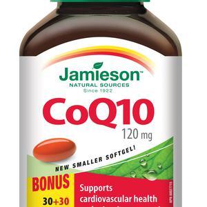 Jamieson COQ10    120 MG   60 kapsula