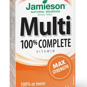 Jamieson multivitamin max 90 tableta