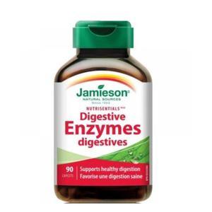 Jamieson probavni enzimi 90 tableta
