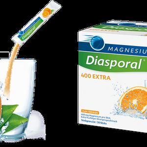 Diasporal magnezij extra granule 400 mg  50 vrećica