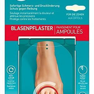 Compeed flaster za žuljeve nožni prst 8 flastera