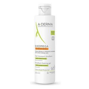 Aderma Exomega control emolijentni pjenušavi gel 200 ml