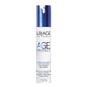 Uriage Age protect detox night krema 40 ml
