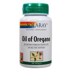 Solaray ulje origana 150 mg    60 kapsula