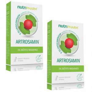 Nutripharm Artrosamin 30 tbl 1+1 gratis