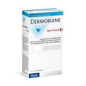 Pileje Dermobiane age protect 60 kapsula