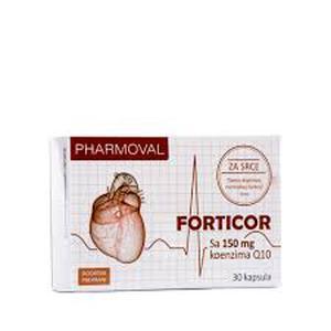 Pharmoval forticor 30 kapsula