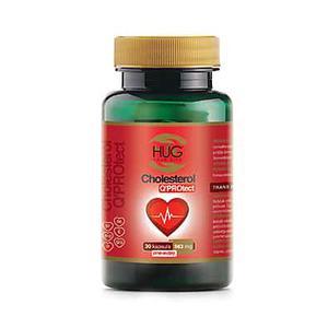 HUG Cholesterol Q protect 30 kapsula