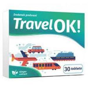 Travel OK protiv mučnine 30 kapsula