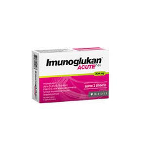 Imunoglukan P4H acute  5 kapsula