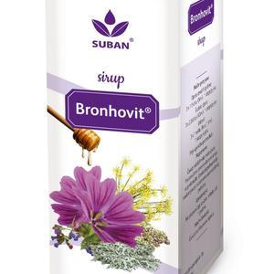 Suban Bronhovit sirup 150ml