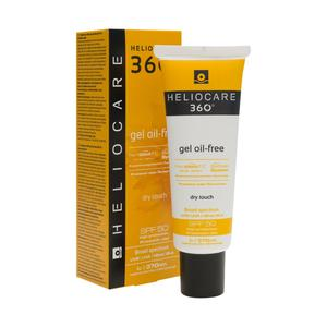 Heliocare 360 oil-free gel SPF50  50 ml