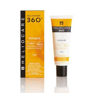 Heliocare 360 mineral fluid SPF50+  50 ml