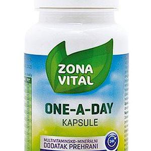 Zona vital ONE-A-DAY multivitamin 30 kapsula