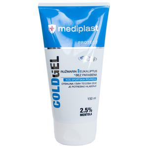Biofarm cold gel ružmarin + eukaliptus 150 ml