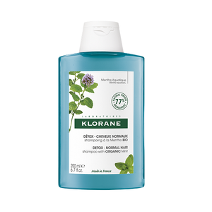 Klorane organska vodena metvica šampon 200 ml