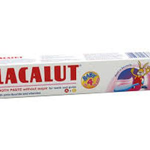 Lacalut baby pasta 0-4 godine 50 ml