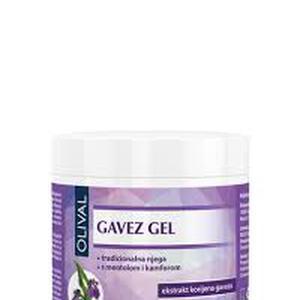 Gavez gel 250 ml Olival