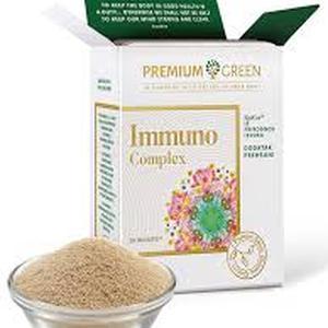 Premium green immuno complex 30 kapsula