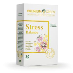 Premium green stress balance 60 kapsula