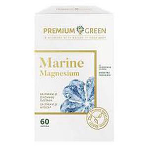 Premium green marine magnesium 60 kapsula