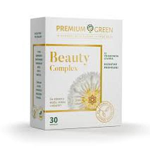 Premium green beauty complex 30 kapsula
