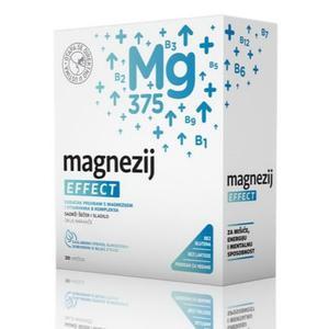 Yasenka magnezij effect 375 mg  20 vrećica