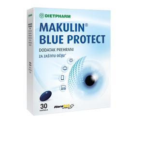 Dietpharm Makulin blue protect 30 kapsula