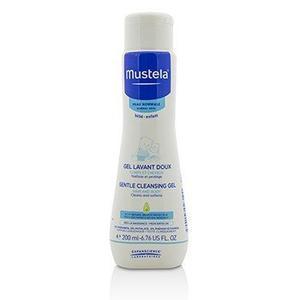 Mustela nježni dermatološki gel 200 ml