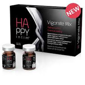 Happy intim vigorate mix+  lightening cream 50 ml