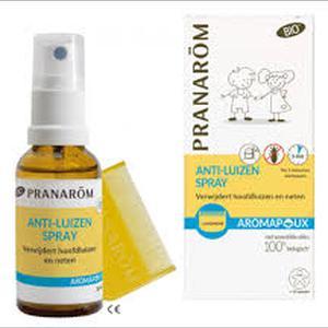 Aromapoux MD BIO losion u spreju 30 ml+ češalj