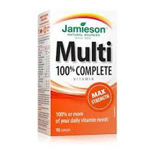 Jamieson multivitamin max stregth 90 tableta