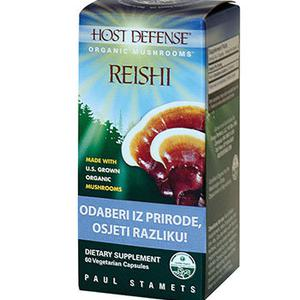 Host defense reishi 60 kapsula