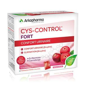 Arkopharma Cys control fort 4 mg   14 vrećica