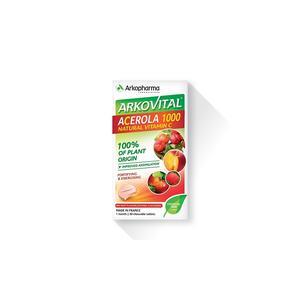Arkovital acerola 1000  30 tableta za žvakanje