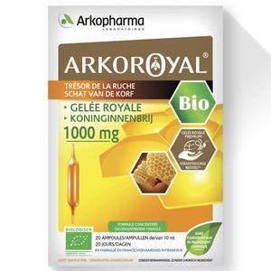 Arkoroyal matična mliječ BIO 1000 mg  20 ampula