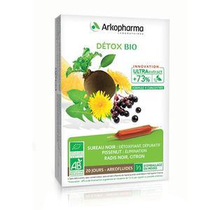 Arkofluid Detox BIO 20 ampula