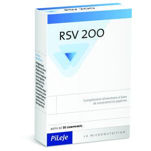 Pileje RSV (resveratrol)  30 tableta