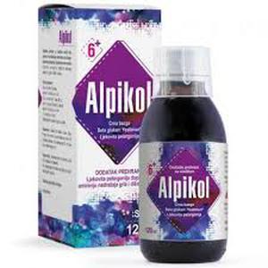 Alpikol sirup 120 ml