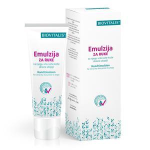 Biovitalis emulzija za ruke 75 ml