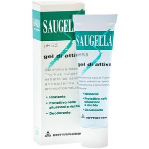 Saugella attiva lubrikant gel 30 ml
