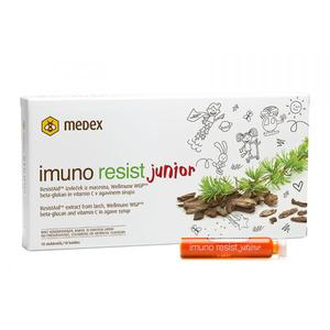 Medex imuno resist junior 10 ampula