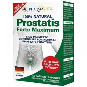 PharmaVital Prostatis Forte Maximum 100 kapsula