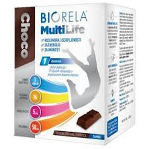 Biorela choco multi life 20 prutića