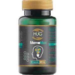HUG Memomax 527mg 60 kapsula